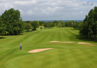 Abergele Golf Club 11th hole