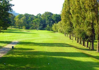 Abergele Golf Club 5th tee