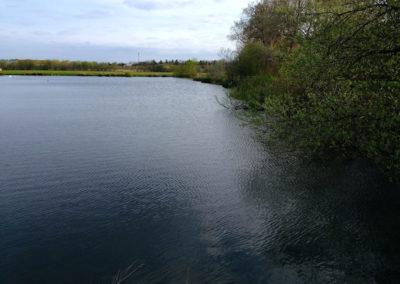 Abergele Public Park lake